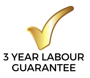 Picture of Big Chcek 3 Year Labour Guarantee