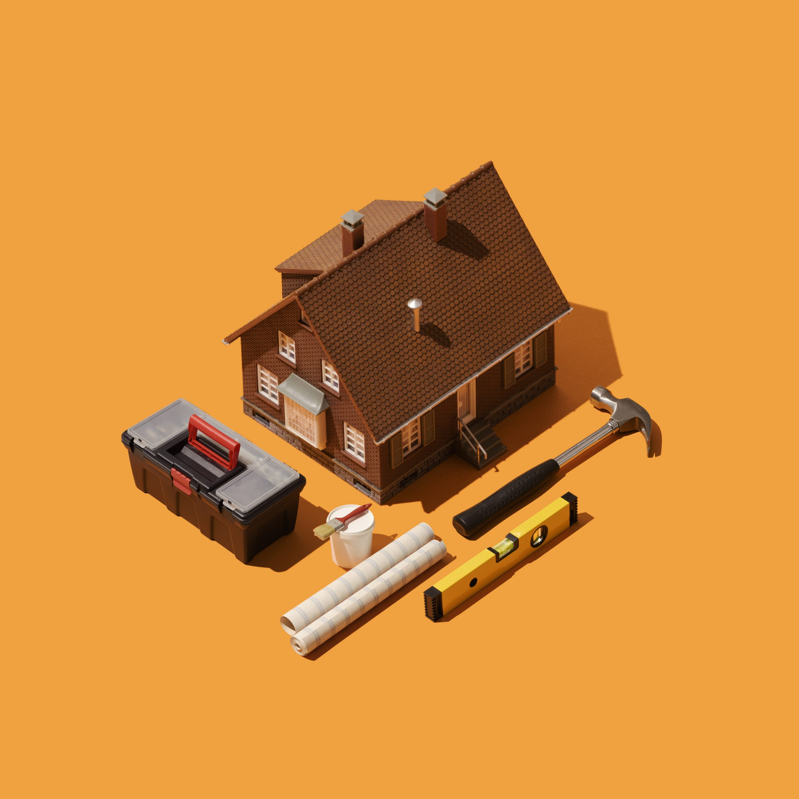 Picture of Tools for Home Renovation