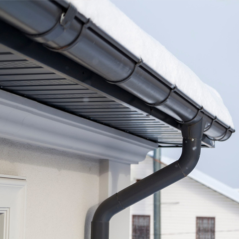 Picture of Eavestrough Installation